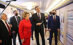 ВСовете Федерации прошли Дни Амурской области