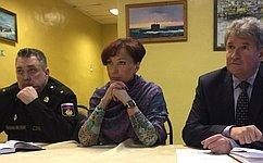 Проблемы, связанные соказанием коммунальных услуг впоселке Спутник Мурманской области, будут устранены— Т.Кусайко