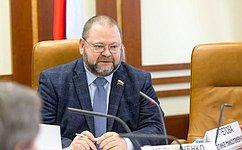 О.Мельниченко: Развитие коммунальной инфраструктуры вУдмуртской Республике— один изважнейших вопросов для региона