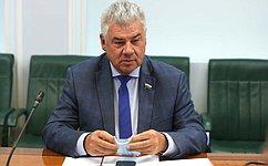 В. Бондарев: Комитет СФ пообороне ибезопасности работал бесперебойно напротяжении всего года