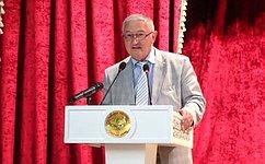 М. Дидигов: Будущее Республики Ингушетия напрямую связано сулучшением системы образования