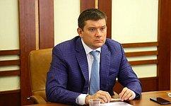 Н. Журавлев: Наш законопроект позволит дать старт комплексной программе поулучшению жилищных условий граждан вовсех регионах страны