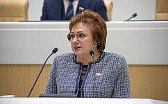 Сенаторы одобрили Федеральный закон «Обюджете Пенсионного фонда РФ на2020год инаплановый период 2021 и2022годов»