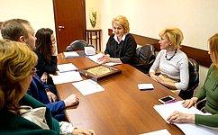 Л. Гумерова: Номинации конкурса «Моя страна— моя Россия» соответствуют целям изадачам национальных проектов