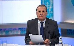 А. Александров: Необходимо развивать иподдерживать детский спорт вРоссии
