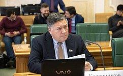 С. Калашников награжден Орденом Почета забольшой вклад вразвитие парламентаризма