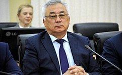 Б.Жамсуев: Госпрограмма социально-экономического развития ДФО обеспечит реализацию масштабных проектов вЗабайкалье