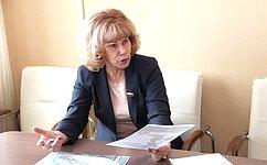 Т.Гигель: Поиск иподдержка одаренных детей вРеспублике Алтай ведется постоянно