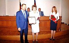 С. Белоусов принял участие всессии Алтайского краевого Законодательного Собрания