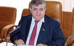 В. Джабаров принял участие взаседании Межправительственной комиссии поэкономическому сотрудничеству между Россией иУзбекистаном