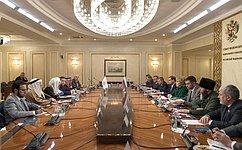 Россия имеет богатый опыт выстраивания гармоничных межнациональных имежконфессиональных отношений— В.Матвиенко