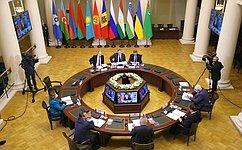 Сенаторы приняли участие вработе осенней сессии Межпарламентской Ассамблеи государств— участников СНГ