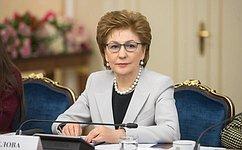 Г. Карелова: Важно создать условия для более активного участия НКО воказании социальных услуг