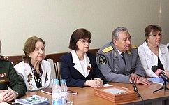 Е.Попова провела заседание Координационного совета пореализации Стратегии действий винтересах детей Волгоградской области