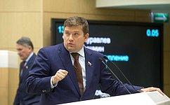 Н. Журавлев: Принятие закона опротиводействии неправомерному использованию инсайдерской информации снизит возможность манипулирования рынком
