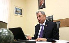 А. Артамонов провел заседание рабочей группы попротиводействию «серых» заработных плат