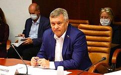 Моногорода вЗабайкалье активно участвуют впрограммах благоустройства территорий– С.Михайлов