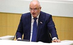 Принято Постановление Совета Федерации одокладе Генерального прокурора РФ осостоянии законности иправопорядка