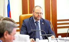 О. Мельниченко: Мы должны обеспечить целостность территориального, стратегического ибюджетного планирования