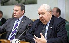 Сенаторы иэксперты обсудили состояние российско-американских отношений иперспективы России наБлижнем Востоке