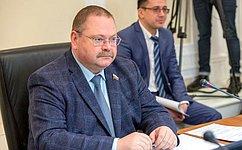 О. Мельниченко: Правильно выстроенная система взаимодействия жителей иуправляющих компаний очень важна для граждан