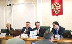 Комитет СФ побюджету ифинансовым рынкам рекомендовал одобрить уточнение порядка предоставления дотаций регионам