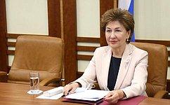 Г. Карелова: Расширен список профессий, вкоторых женщины смогут добиться успеха