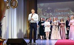 А. Шевченко: Хорошо, что унас есть такие люди, которые могут стать для молодежи примером достойной семейной жизни