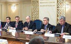 И. Умаханов: Мы заинтересованы ввыработке совместных подходов сизраильской стороной