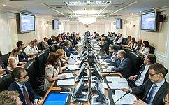 Комитет СФ побюджету ифинансовым рынкам поддержал закон обучете пенсионных прав граждан, работавших натерритории Крыма иСевастополя