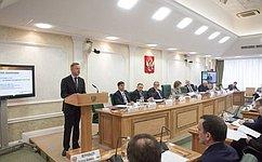 В. Матвиенко: Вопросы возвращения престижа инженерных профессий находятся всфере пристального внимания Совета Федерации