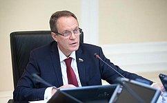 Сенаторы выступили напленарном заседании ПАСЕ