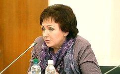 Повышение уровня икачества жизни граждан старшего поколения требует последовательной ипостоянной работы– Е.Бибикова