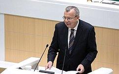 Врамках «времени эксперта» выступил исполнительный директор Управления ООН понаркотикам ипреступности Ю.Федотов