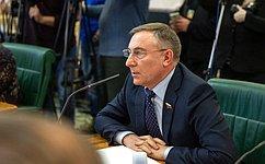 А.Варфоломеев принял участие взаседании правления Фонда социального страхования РФ