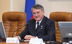 Ю. Воробьев: Российско-швейцарские межпарламентские контакты поддерживают интересы государств