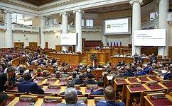ВСанкт-Петербурге состоялось заседание Совета законодателей Российской Федерации