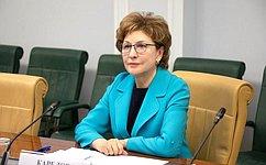 Г. Карелова: Система детского здравоохранения должна оперативно реагировать нановые вызовы