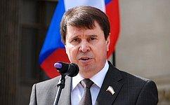 Международный Совет российских соотечественников потребовал отООН принять меры помирному урегулированию ситуации наУкраине– С. Цеков