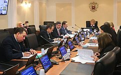 ВСовете Федерации состоялся «круглый стол» натему «Обеспечение реализации принципа презумпции невиновности»