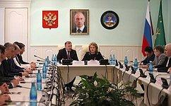 Адыгея демонстрирует устойчивый экономический рост– Председатель СФ