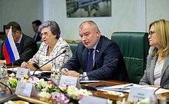 А.Клишас: ВРоссии уделяется серьезное внимание борьбе скоррупцией навсех уровнях власти