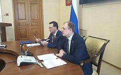 С.Рябухин: Ульяновская область готова принять I Всемирный фестиваль боевых искусств ТАФИСА