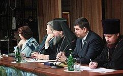 В.Смирнов: Необходимо противодействовать любым попыткам фальсификации истории