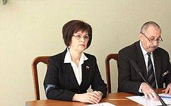 Общественность Волгоградской области активно взаимодействует срегиональной властью— Е.Попова