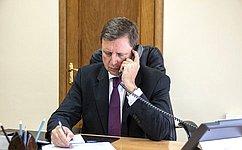 А. Епишин наприеме граждан вТверской области обсудил вопросы жилищно-коммунального хозяйства, поддержки ветеранов