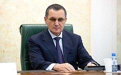 Н.Федоров: Совет Федерации будет идальше уделять особое внимание комплексному развитию города-курорта Кисловодска