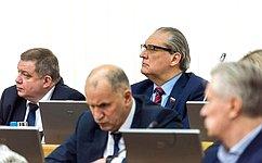 А. Александров принял участие взаседании сессии Законодательного собрания Калужской области