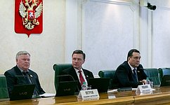 Профильный Комитет СФ обсудил меры пообеспечению сбалансированности бюджетов регионов напримере Челябинской области