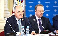 И.Умаханов: Братский народ Сирии нуждается вморальной, гуманитарной поддержке, втом числе полинии общественных организаций